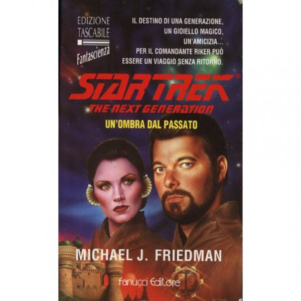 Star Trek TNG: Un'ombra dal passato #29
