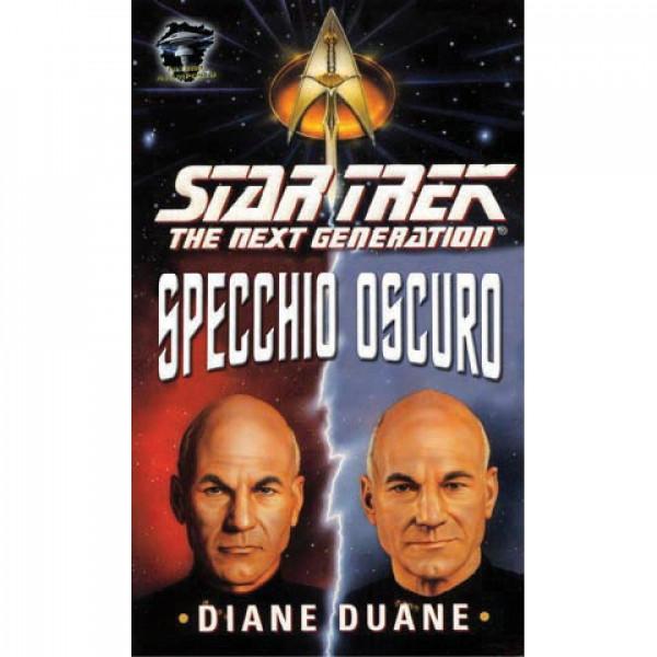 Star Trek The Next Generation N°1 Specchio Oscuro
