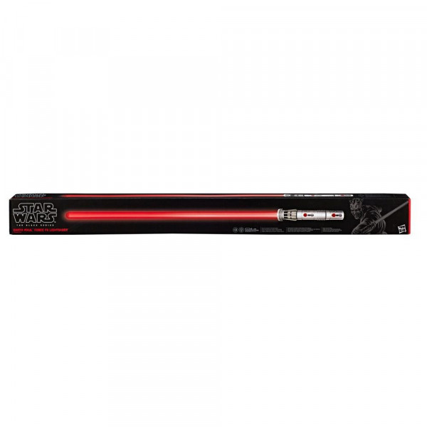 Hasbro Black Series Star Wars Darth Maul Force FX Lightsaber 1:1