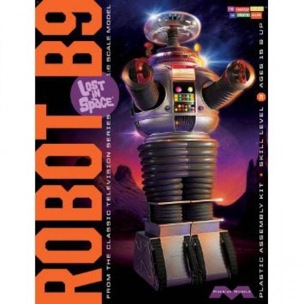 Robot B9 da Lost in space