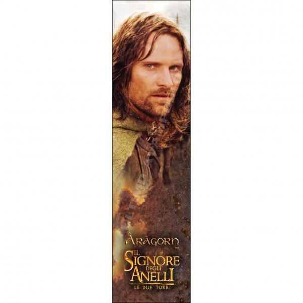 Segnalibro Aragorn – Il Signore degli Anelli: Le Due Torri