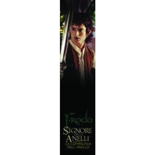Segnalibro Frodo – Il Signore degli Anelli: La Compagnia dell'Anello
