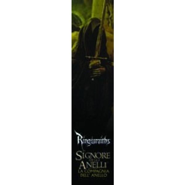 Segnalibro Ringwraiths – Il Signore degli Anelli: La Compagnia dell'Anello