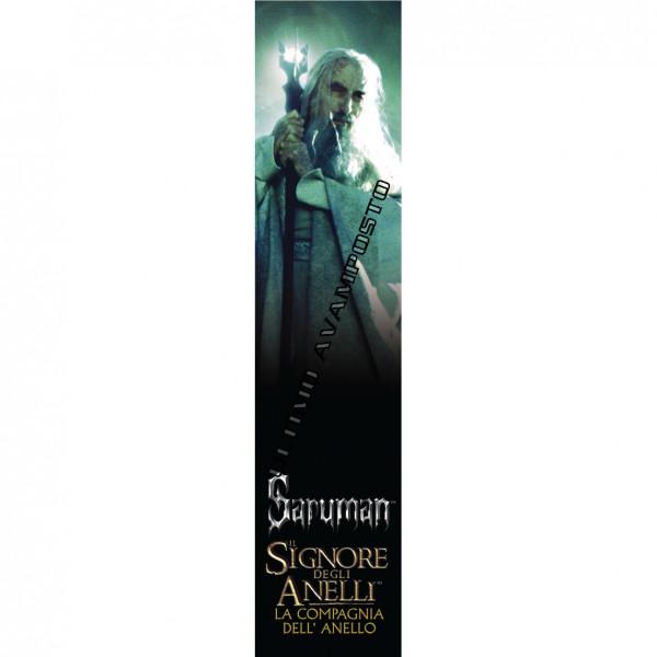 Segnalibro Saruman – Il Signore degli Anelli: Le Due Torri
