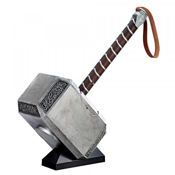 Hasbro Thor Marvel Legends Articulated Electronic Hammer Mjolnir