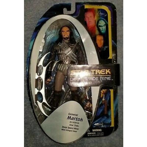 Star Trek: Generale Martok Action Figure Made for DIAMOND SELECT TOYS