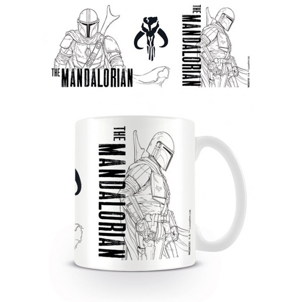 Tazza Star Wars The Mandalorian