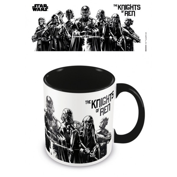 Tazza Star Wars: The Rise of Skywalker (Knights Of Ren) Nero