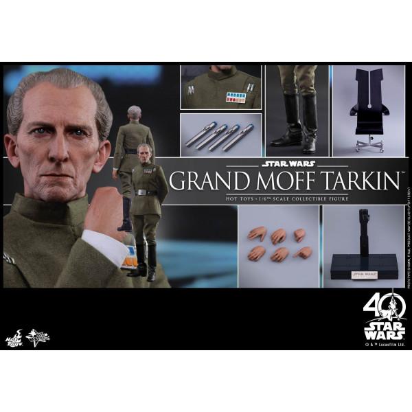 Hot Toys MMS 433 Star Wars IV – Grand Moff Tarkin