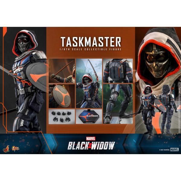 PREORDINE Hot Toys MMS 602 Black Widow – Taskmaster