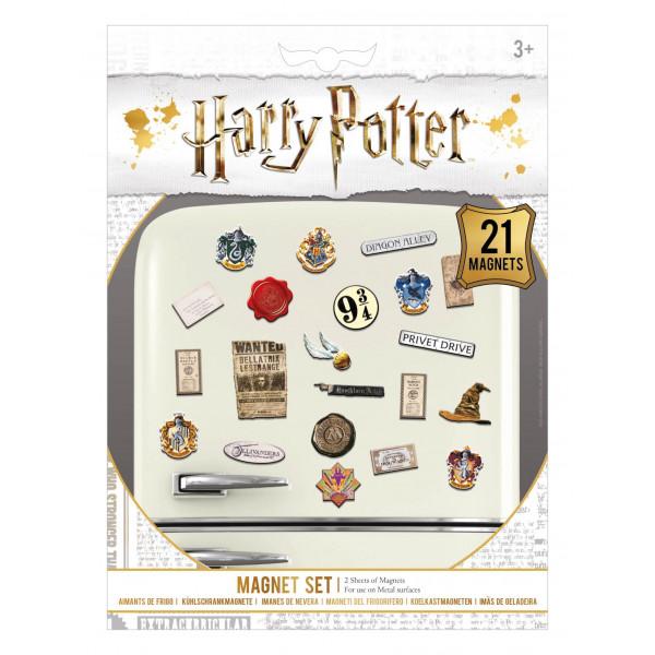 Magneti Harry Potter (Stregoneria)