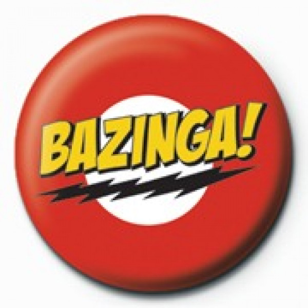 Spilla The Big Bang Theory (Bazinga)