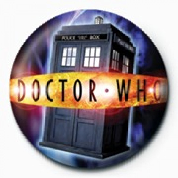 Spilla Doctor Who (Tardis)