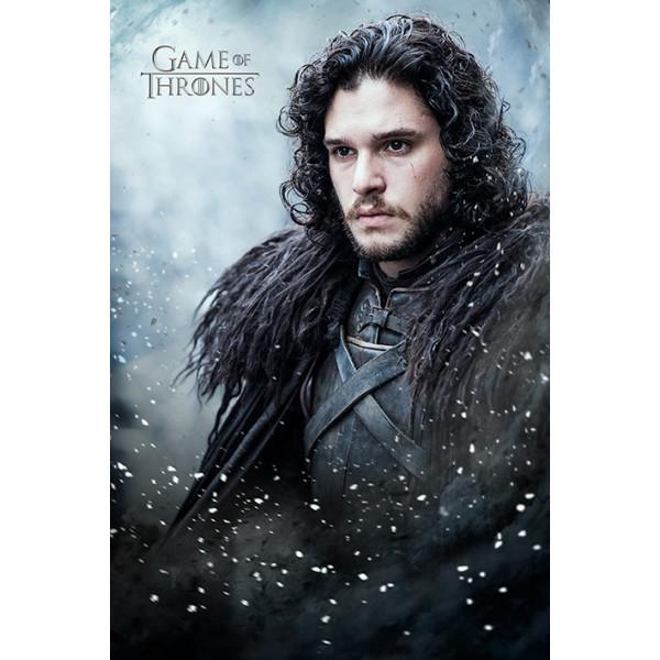Poster Game of Thrones (Jon Snow)