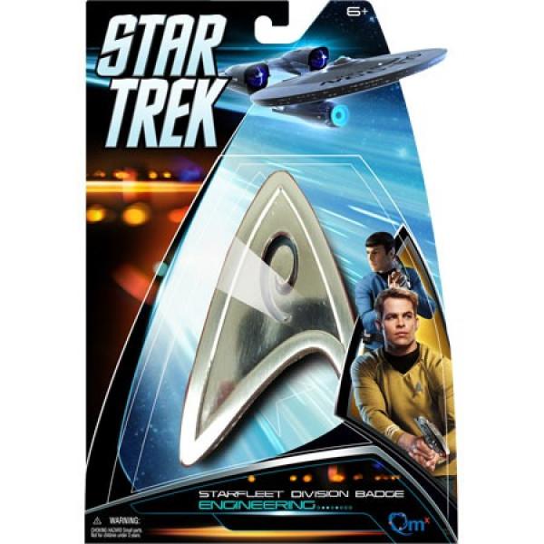 Spilla della Flotta Stellare da Star Trek Into Darkness – Dipartimento Ingegneria