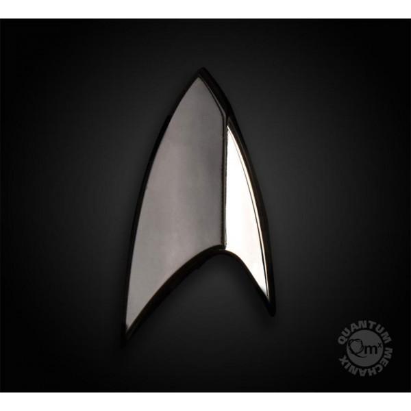 Badge Magnetico Nero da Star Trek Discovery