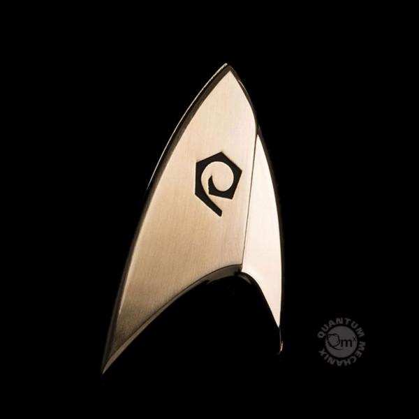 Badge Magnetico Dipartimento Operazioni da Star Trek Discovery