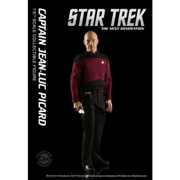 Star Trek TNG Action Figure 1/6 Captain Jean-Luc Picard
