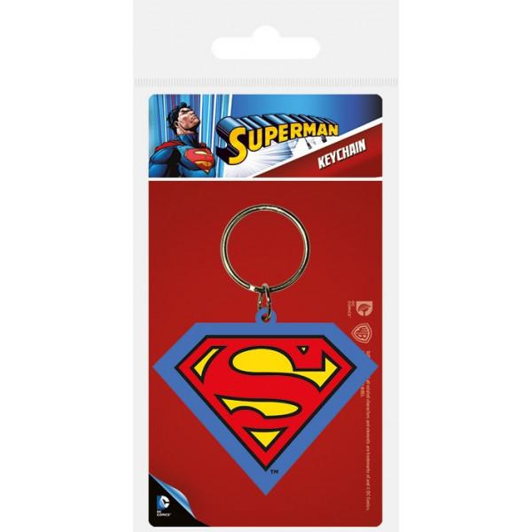 Portachiavi Superman (Logo)