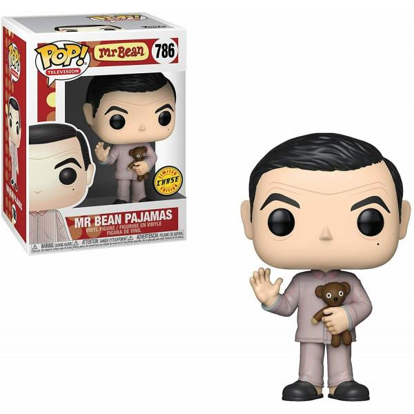 Funko Pop!  Mr Bean Pajamas #786 Chase