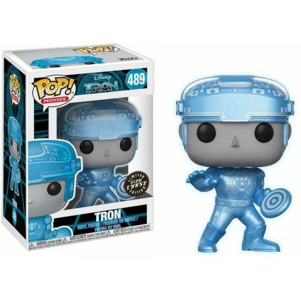 Funko Pop! Disney Tron: Tron #489 Chase