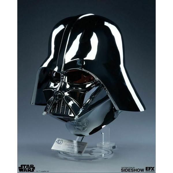 Star Wars Darth Vader Helm 1:1 LE Comic Con Exclusive 2017 EFX