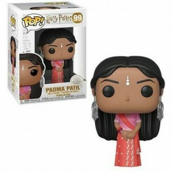 Funko Pop! Harry Potter: Padma Patil (Yule) #99