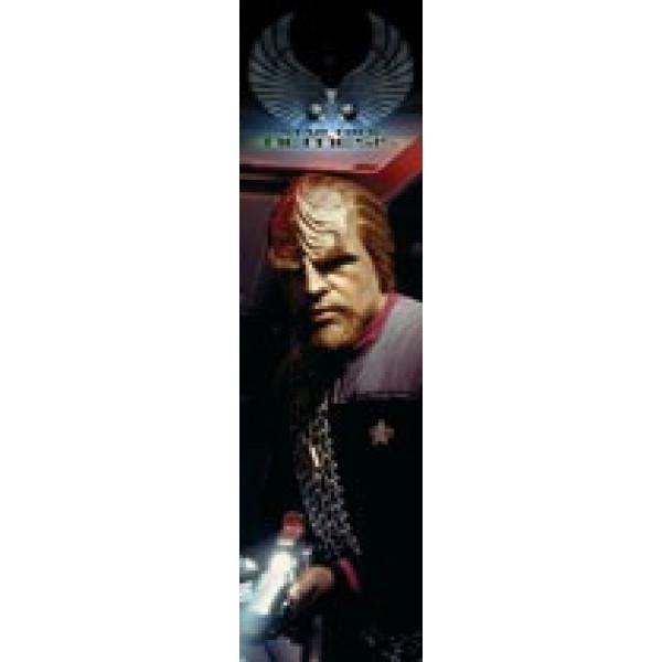 Segnalibro Worf – Star Trek Nemesis