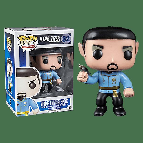 Funko Pop! Star Trek Mirror Universe Spock #82
