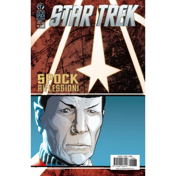 Star Trek Spock: Riflessioni – N. 03