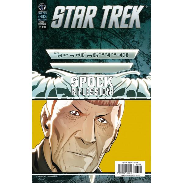 Star Trek Spock: Riflessioni – N. 04