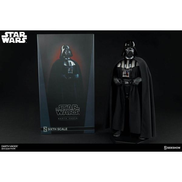 STAR WARS - Episode VI - Darth Vader 1/6 Action Figure -Autografato Massimo Foschi