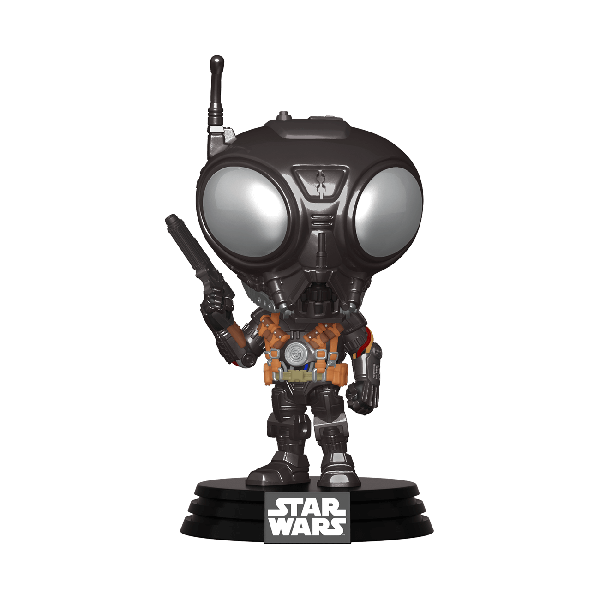 STAR WARS: THE MANDALORIAN - Q9-ZERO FIGURA FUNKO POP! VINYL