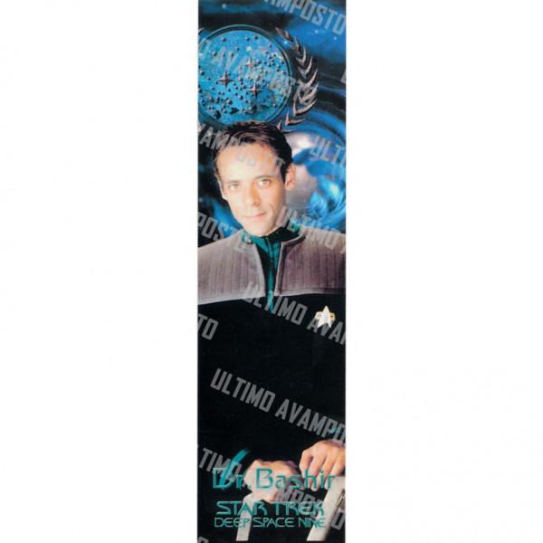 Segnalibro Bashir – Star Trek Deep Space Nine