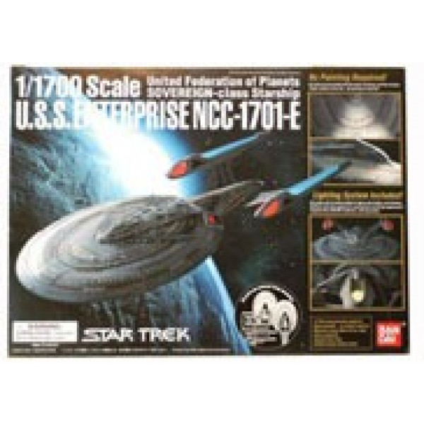 Star Trek Modellino U.S.S. Enterprise E 1/1700