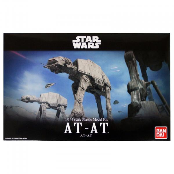 Star Wars AT-AT 1/144 Bandai/Revell 01205 Plastic Model Kit