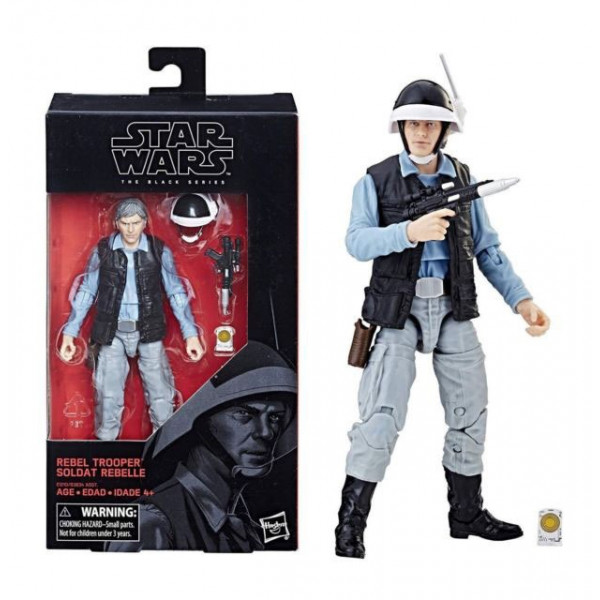 Rebel Trooper da Star Wars Black Series – 69