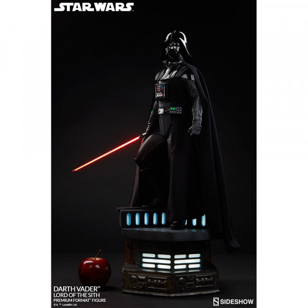 Sideshow STAR WARS Darth Vader Lord of the Sith Premium Format Figure 1/4 Statue