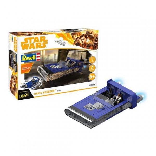 Han's Speeder – Solo a Star Wars Story