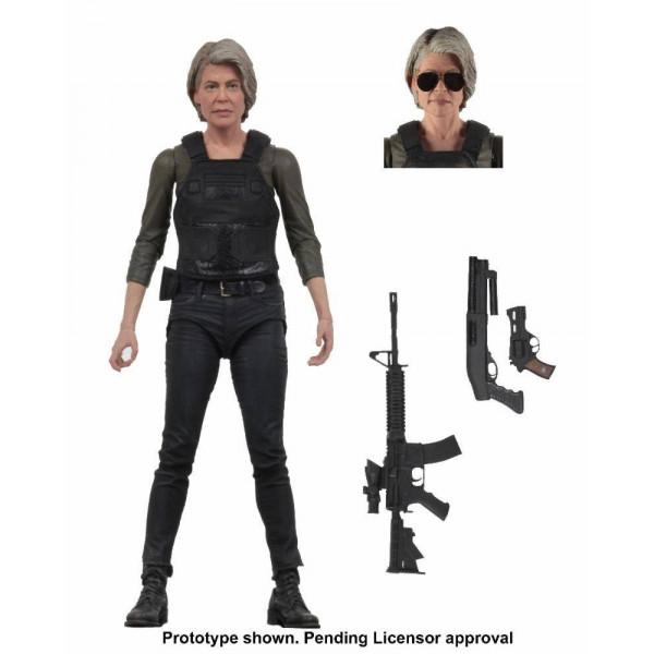 Terminator: Dark Fate Action Figure Sarah Connor 18 cm