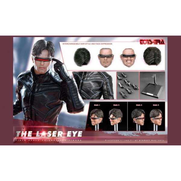 Cyclops CT010 The Laser Eye X-Men 1/6 Figure by Toys Era no hot toys