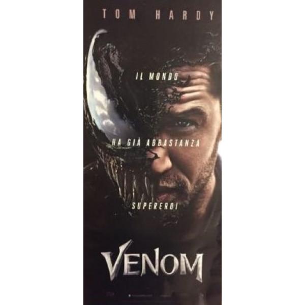 Locandina Venom Marvel 33x70