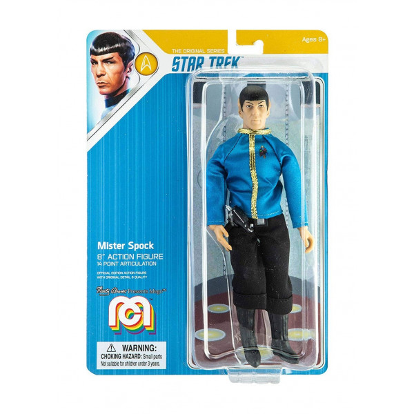 Star Trek TOS Action Figure Mister. Spock  20 cm