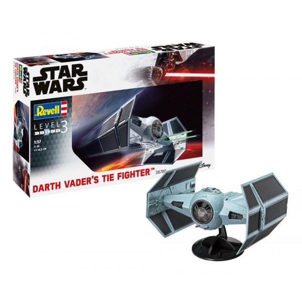 Star Wars Model Kit 1/57 Darth Vader's TIE Fighter 17 cm