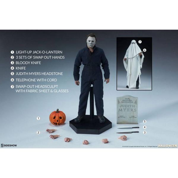 PREORDINE Halloween Action Figure 1/6 Michael Myers 30 cm