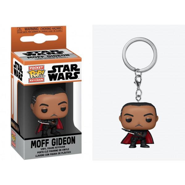 Funko Pocket POP! Keychain Star Wars Mandalorian: Moff Gideon
