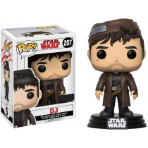 Funko Pop! Star Wars The Last Jedi Dj