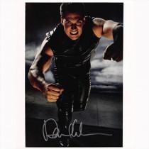 Autografo Daniel Cudmore - X-Men foto 20x25