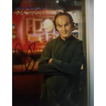 Autografo John Billingsley Star Trek Enterprise 4 Foto 20x25