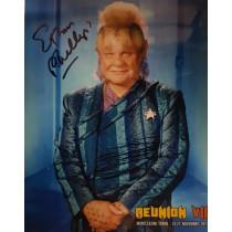 Autografo Ethan Philips Star Star Trek Voyager 4 Foto 20x25